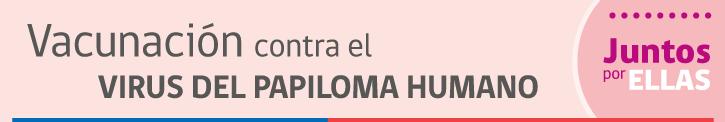VACUNACIÓN CONTRA EL PAPILOMA HUMANO